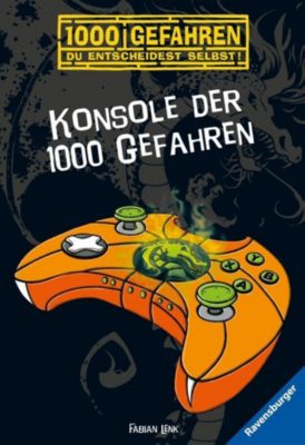 Konsole der 1000 Gefahren, Fabian Lenk