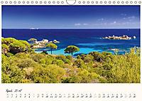 Korsika - Traumhafte Küsten am Mittelmeer (Wandkalender 2018 DIN A4 quer) - Produktdetailbild 4