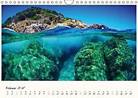 Korsika - Traumhafte Küsten am Mittelmeer (Wandkalender 2018 DIN A4 quer) - Produktdetailbild 2