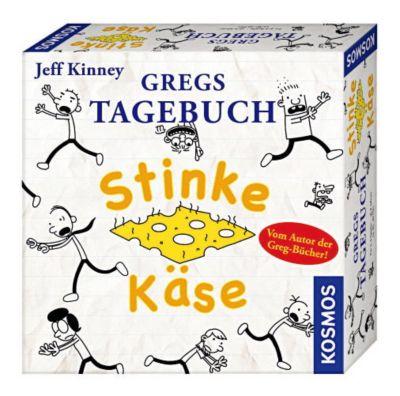 Kosmos Gregs Tagebuch Stinke Käse