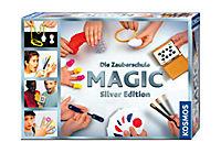 """KOSMOS - MAGIC Die Zauberschule """"Silver Edition"""", Zauberkasten - Produktdetailbild 1"""