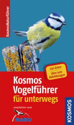 Kosmos Vogelführer für unterwegs, Katrin Hecker, Frank Hecker