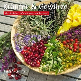 Kräuter & Gewürze 2018