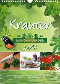 Kräuter, Mond-Kalender 2018