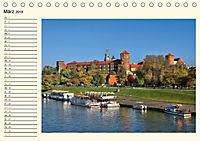 Krakau - das polnische Florenz (Tischkalender 2018 DIN A5 quer) Dieser erfolgreiche Kalender wurde dieses Jahr mit gleic - Produktdetailbild 3