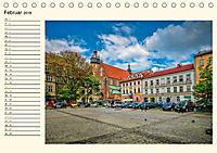 Krakau - das polnische Florenz (Tischkalender 2018 DIN A5 quer) Dieser erfolgreiche Kalender wurde dieses Jahr mit gleic - Produktdetailbild 2