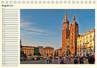 Krakau - das polnische Florenz (Tischkalender 2018 DIN A5 quer) Dieser erfolgreiche Kalender wurde dieses Jahr mit gleic - Produktdetailbild 8