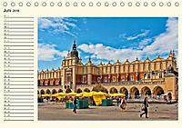 Krakau - das polnische Florenz (Tischkalender 2018 DIN A5 quer) Dieser erfolgreiche Kalender wurde dieses Jahr mit gleic - Produktdetailbild 6