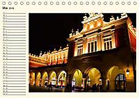 Krakau - das polnische Florenz (Tischkalender 2018 DIN A5 quer) Dieser erfolgreiche Kalender wurde dieses Jahr mit gleic - Produktdetailbild 5