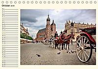 Krakau - das polnische Florenz (Tischkalender 2018 DIN A5 quer) Dieser erfolgreiche Kalender wurde dieses Jahr mit gleic - Produktdetailbild 10