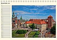 Krakau - das polnische Florenz (Tischkalender 2018 DIN A5 quer) Dieser erfolgreiche Kalender wurde dieses Jahr mit gleic - Produktdetailbild 11