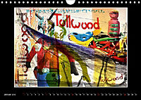 Kreative MÜNCHNER Fotocollagen (Wandkalender 2018 DIN A4 quer) - Produktdetailbild 1
