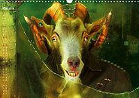 Kreaturen einzigARTig - skurrile Tierbilder (Wandkalender 2018 DIN A3 quer) - Produktdetailbild 5