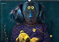 Kreaturen einzigARTig - skurrile Tierbilder (Wandkalender 2018 DIN A3 quer) - Produktdetailbild 4