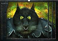 Kreaturen einzigARTig - skurrile Tierbilder (Wandkalender 2018 DIN A3 quer) - Produktdetailbild 8