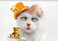Kreaturen einzigARTig - skurrile Tierbilder (Wandkalender 2018 DIN A3 quer) - Produktdetailbild 12