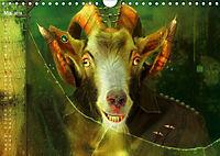 Kreaturen einzigARTig - skurrile Tierbilder (Wandkalender 2018 DIN A4 quer) - Produktdetailbild 5