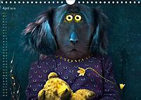 Kreaturen einzigARTig - skurrile Tierbilder (Wandkalender 2018 DIN A4 quer) - Produktdetailbild 4