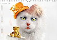 Kreaturen einzigARTig - skurrile Tierbilder (Wandkalender 2018 DIN A4 quer) - Produktdetailbild 12