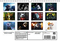 Kreaturen einzigARTig - skurrile Tierbilder (Wandkalender 2018 DIN A4 quer) - Produktdetailbild 13