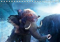 Kreaturen einzigARTig - skurrile Tierbilder (Tischkalender 2018 DIN A5 quer) - Produktdetailbild 1