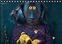 Kreaturen einzigARTig - skurrile Tierbilder (Tischkalender 2018 DIN A5 quer) - Produktdetailbild 4