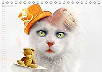 Kreaturen einzigARTig - skurrile Tierbilder (Tischkalender 2018 DIN A5 quer) - Produktdetailbild 12