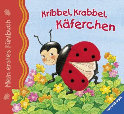 Kribbel, krabbel, Käferchen, Sandra Grimm, Irmgard Eberhard