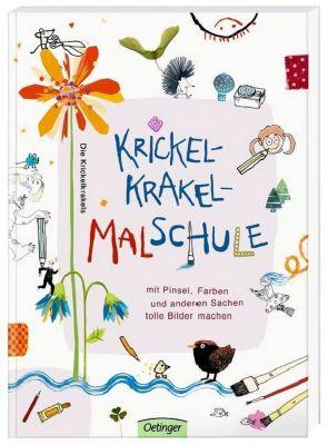 Krickel-Krakel-Malschule, Lotte Bräuning