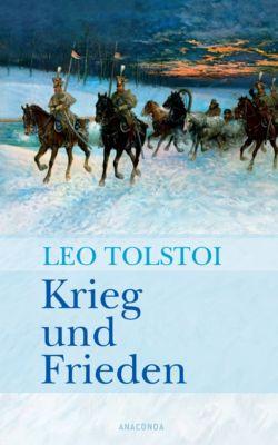 Krieg und Frieden, Leo N. Tolstoi