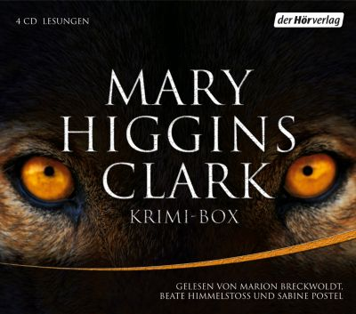 Krimi-Box, Hörbuch, Mary Higgins Clark