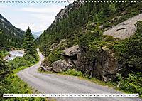Krimmler Wasserfälle - Naturlandschaft Krimmler Achental (Wandkalender 2018 DIN A3 quer) Dieser erfolgreiche Kalender wu - Produktdetailbild 4