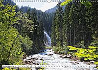 Krimmler Wasserfälle - Naturlandschaft Krimmler Achental (Wandkalender 2018 DIN A3 quer) Dieser erfolgreiche Kalender wu - Produktdetailbild 9