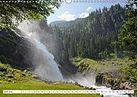 Krimmler Wasserfälle - Naturlandschaft Krimmler Achental (Wandkalender 2018 DIN A3 quer) Dieser erfolgreiche Kalender wu - Produktdetailbild 6