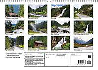 Krimmler Wasserfälle - Naturlandschaft Krimmler Achental (Wandkalender 2018 DIN A3 quer) Dieser erfolgreiche Kalender wu - Produktdetailbild 13