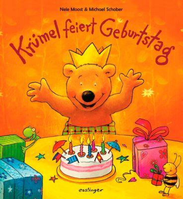 Krümel feiert Geburtstag, Nele Moost, Michael Schober