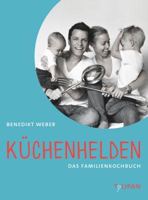 Küchenhelden, Benedikt Weber
