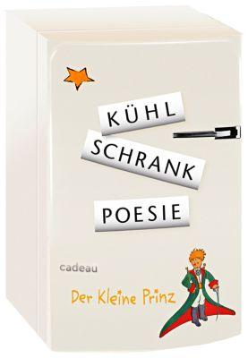 Kühlschrank-Poesie Der kleine Prinz