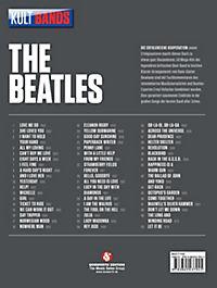 Kult Bands - The Beatles, Songbook für Klavier - Produktdetailbild 1