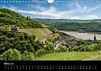 Kulturlandschaft Oberes Mittelrheintal III (Wandkalender 2018 DIN A4 quer) - Produktdetailbild 3