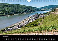 Kulturlandschaft Oberes Mittelrheintal III (Wandkalender 2018 DIN A4 quer) - Produktdetailbild 1