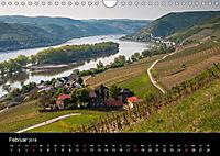 Kulturlandschaft Oberes Mittelrheintal III (Wandkalender 2018 DIN A4 quer) - Produktdetailbild 2