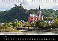 Kulturlandschaft Oberes Mittelrheintal III (Wandkalender 2018 DIN A4 quer) - Produktdetailbild 7