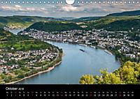 Kulturlandschaft Oberes Mittelrheintal III (Wandkalender 2018 DIN A4 quer) - Produktdetailbild 10