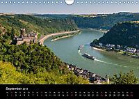 Kulturlandschaft Oberes Mittelrheintal III (Wandkalender 2018 DIN A4 quer) - Produktdetailbild 9