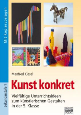 Kunst konkret, Manfred Kiesel