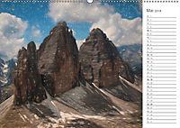 Kunstvolle Landschaften - Gemaltes Südtirol (Wandkalender 2018 DIN A2 quer) - Produktdetailbild 5
