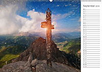 Kunstvolle Landschaften - Gemaltes Südtirol (Wandkalender 2018 DIN A2 quer) - Produktdetailbild 9
