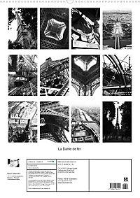 La Dame de fer (Posterbuch DIN A3 hoch) - Produktdetailbild 13