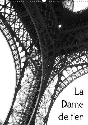 La Dame de fer (Posterbuch, DIN A4 hoch), Reiner Silberstein